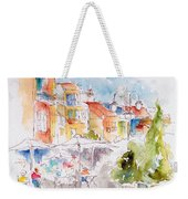 Cassis Along The Promenade Weekender Tote Bag