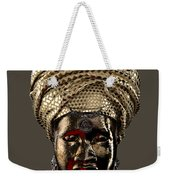 Cast In Character 2013 - Front Transparent With Red Spotlight Weekender Tote Bag