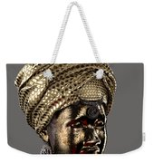 Cast In Character 2013 - Side View Transparent With Red Spotlight Weekender Tote Bag