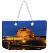 Castel Sant Angelo Weekender Tote Bag
