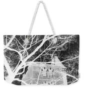 Castle At Night Weekender Tote Bag