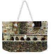 Castle Bird Weekender Tote Bag