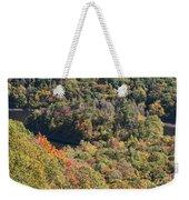 Castle Craig Fall Color Weekender Tote Bag