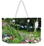 Castle Garden In Germany Weekender Tote Bag
