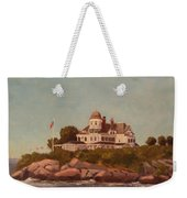 Castle Hill Newport Ri Weekender Tote Bag