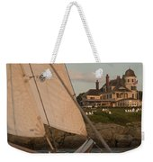 Castle Hill Weekender Tote Bag