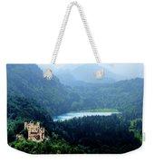 Castle Hohenschwangau 2 Weekender Tote Bag