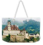 Castle In The Mist Weekender Tote Bag