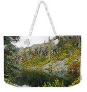 Castle Lake  Weekender Tote Bag