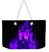 Castle Of Cinderella Weekender Tote Bag