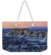 Castle Rock Sunset Weekender Tote Bag