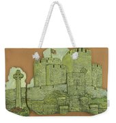 Castle Rushen Weekender Tote Bag