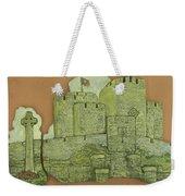 Castle Rushen Weekender Tote Bag