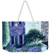 Castle Sestri Levante Weekender Tote Bag