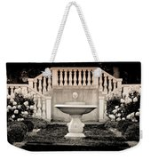 Castle Stairs Weekender Tote Bag