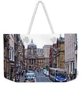 Castle Street - Liverpool Weekender Tote Bag