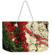 Castle Vines Weekender Tote Bag
