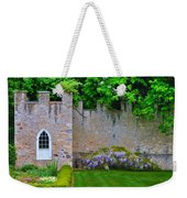 Castle Wall At The Highlands Weekender Tote Bag