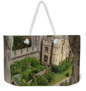 Castle Within A Frame Weekender Tote Bag