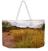 Castolon - A Ghost Town 3 Weekender Tote Bag