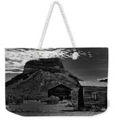Castolon Ghost Town Weekender Tote Bag