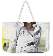 Casual Country Girl Weekender Tote Bag