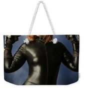 Cat Claws And Mask Weekender Tote Bag