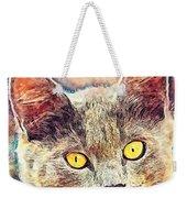 Cat Kiara Weekender Tote Bag