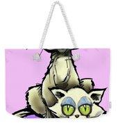 Cat N Kitten Weekender Tote Bag