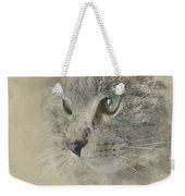 Cat, Nikita Il Gatto. Weekender Tote Bag