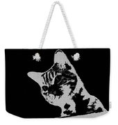 Cat On A Hot Tin Roof Weekender Tote Bag