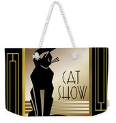 Cat Show - Frame 5 Weekender Tote Bag