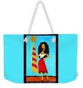 Catalan Lady / La Ramona Weekender Tote Bag
