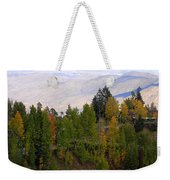 Catalina Mountains In The Fall Weekender Tote Bag