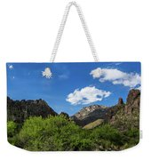 Catalina Mountains In Tucson Arizona Weekender Tote Bag