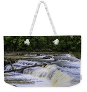 Cataract Falls Phase 1 Weekender Tote Bag
