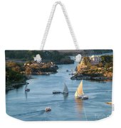 Cataracts Of The Nile Weekender Tote Bag
