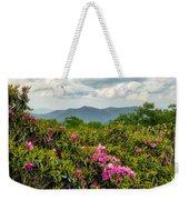 Catawba Rhododendrons Weekender Tote Bag