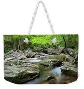 Catawba River In Summer Weekender Tote Bag