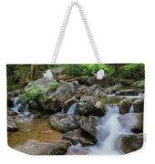 Catawba Stream In Pisgah National Forest Weekender Tote Bag