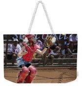 Catch It Weekender Tote Bag by Kelley King