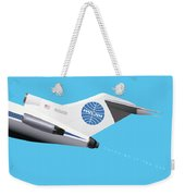 Catch Me If You Can - Alternative Movie Poster Weekender Tote Bag