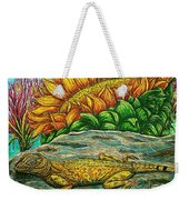 Catching Some Rays Weekender Tote Bag