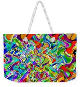 Catching The Lights Weekender Tote Bag