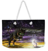Catechismic Apparition Weekender Tote Bag