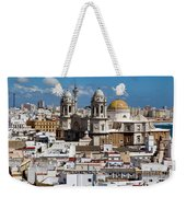 Catedral De Cadiz Weekender Tote Bag