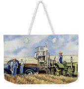 Catesby Cuttin' 1938 Weekender Tote Bag