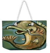 Catfish Weekender Tote Bag