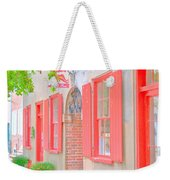 Catfish Row Chs Weekender Tote Bag