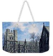 Cathedral 2 Weekender Tote Bag
